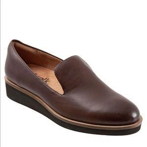 SoftWalk Westport Loafer Chestnut Brown